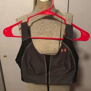 Under Armour heat gear bra size 34D